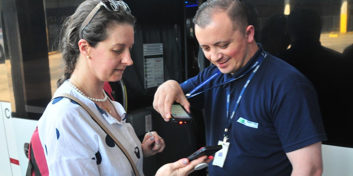 Passagem digital dos ônibus intermunicipais estreia no RS