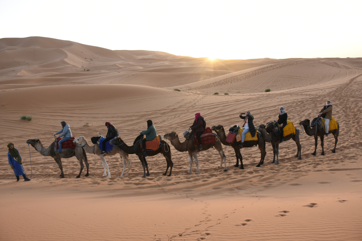 """Viagens: BeA Turismo em parceira com a PLinDigital realizam o projeto inédito """"Diário de Marrocos"""""""