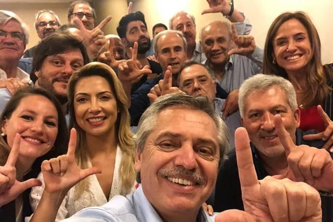 Comissão da Câmara aprova moção de repúdio a Alberto Fernandéz; da VEJA