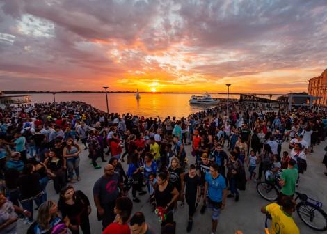 Porto Alegre selecionada para o Prêmio Nacional do Turismo