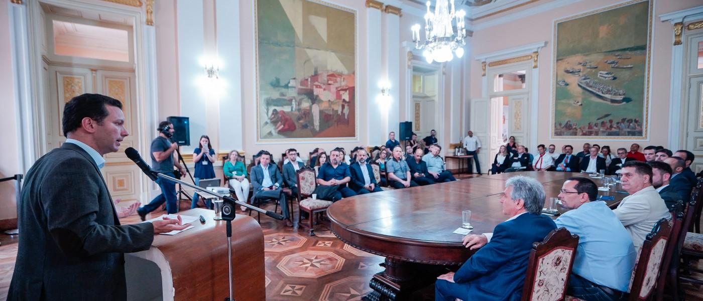 Porto Alegre: Concessão do Harmonia e trecho 1 da Orla tem consulta pública
