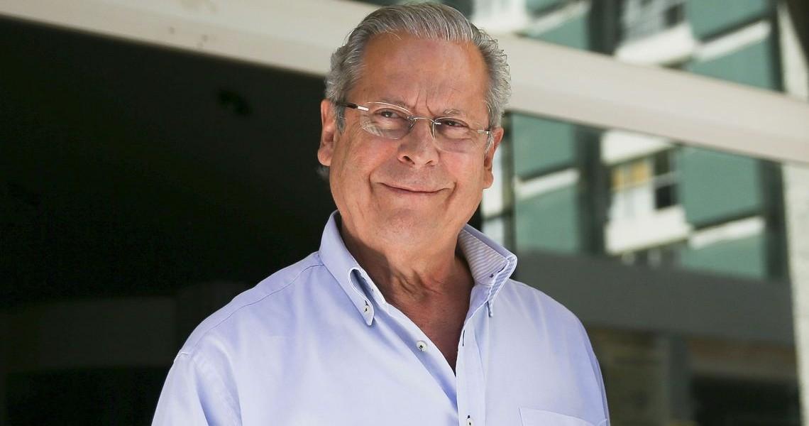 Justiça manda soltar ex-ministro José Dirceu. O petista estava preso desde maio deste ano para cumprir pena de oito anos e dez meses