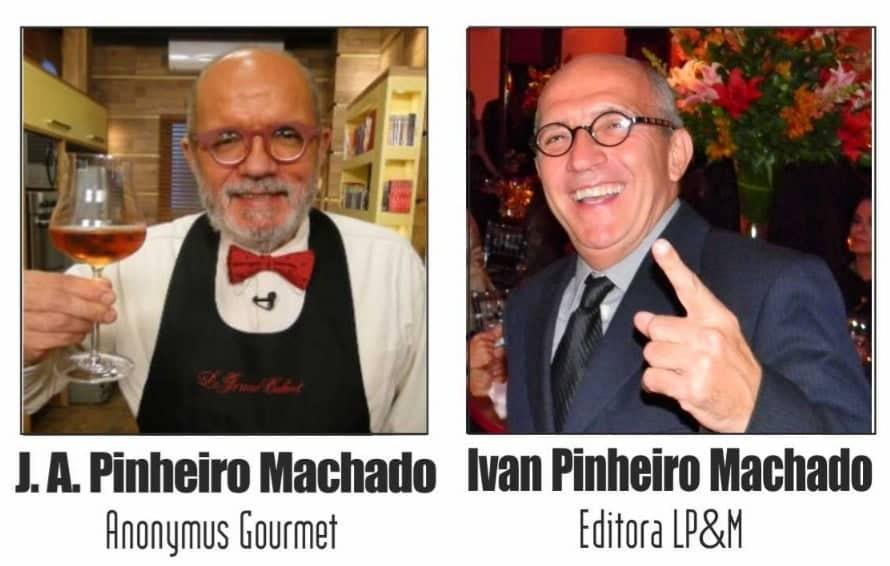 Valvulados: Julio Ribeiro recebe hoje os irmãos Pinheiro Machado