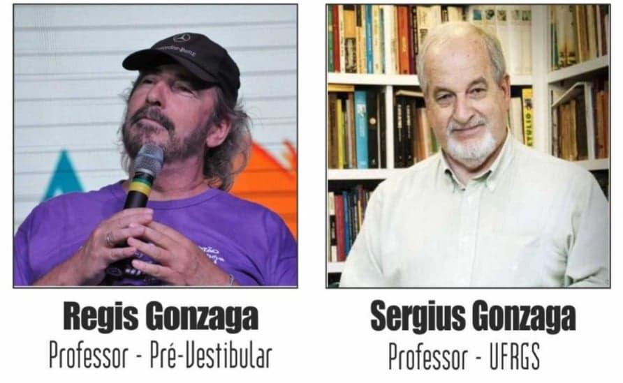 Valvulados: Julio Ribeiro recebe hoje os irmãos Regis e Sergius Gonzaga