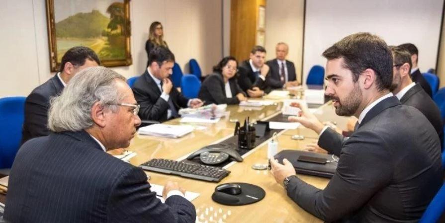 Em nova reunião com Guedes, Leite busca vencer obstáculos para incluir RS no Regime Fiscal