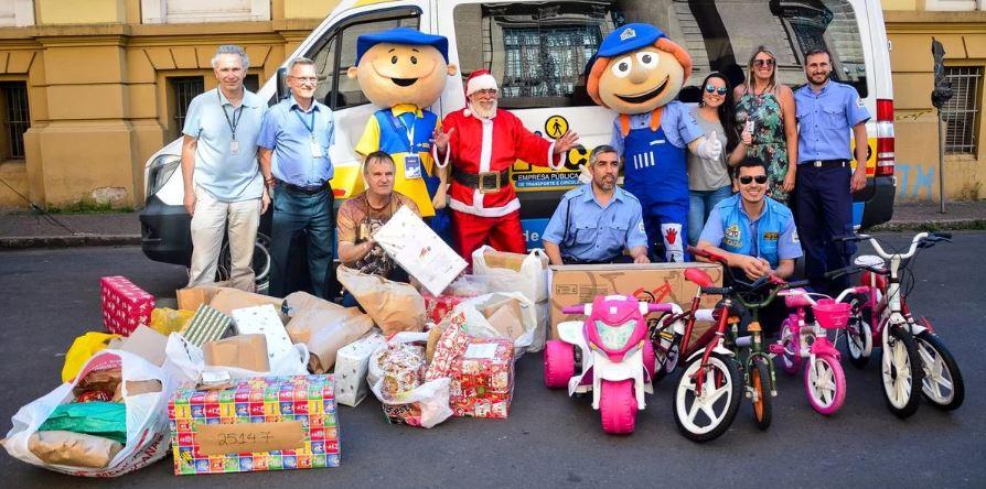 Campanha de Natal dos Correios contabiliza 30 mil cartinhas adotadas no RS