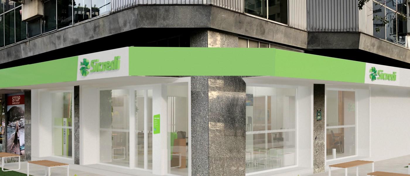 Porto Alegre ganha nova agência do Sicredi no centro financeiro da cidade