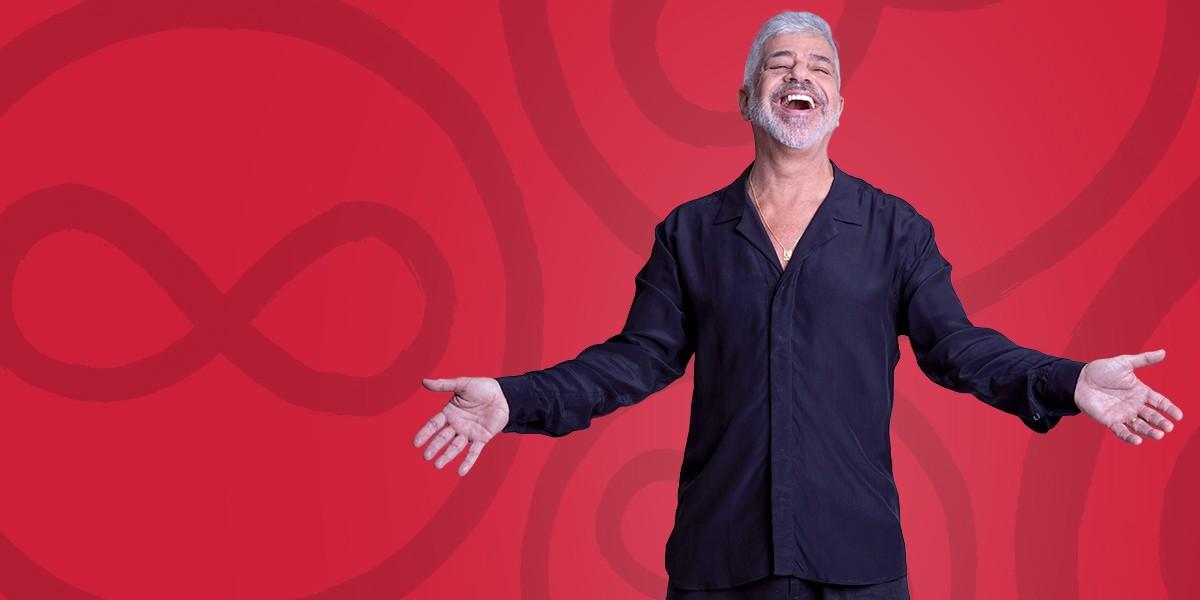 Porto Alegre: Show de Lulu Santos troca de local.  Apresentação do dia 19 de dezembro, em Porto Alegre, acontecerá no Gigantinho