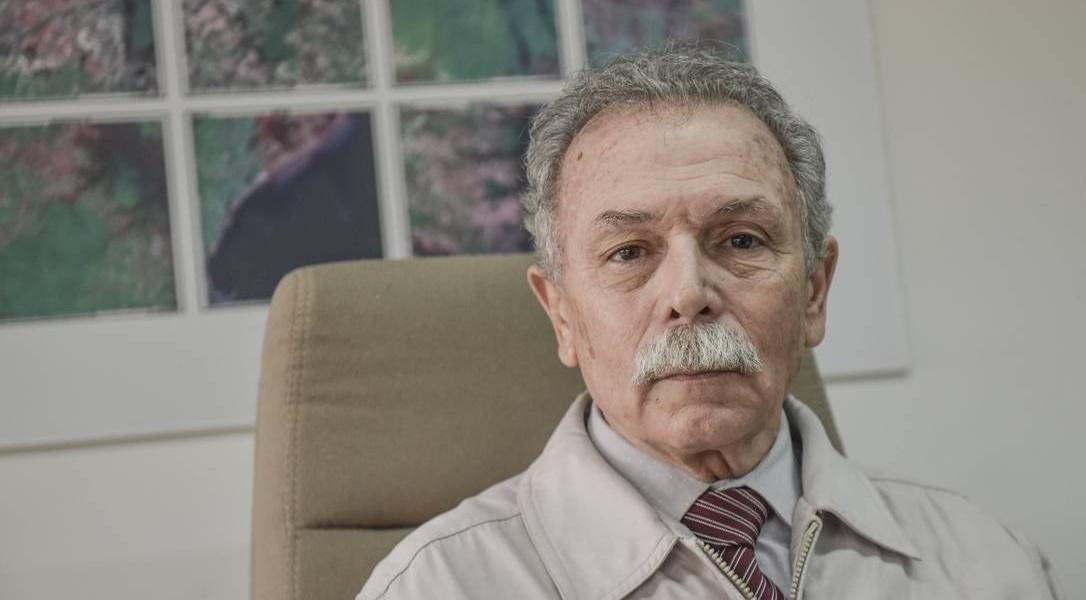 Ex-presidente do Inpe Ricardo Galvão é escolhido um dos dez cientistas do ano pela 'Nature'; por Johanns Eller/O Globo