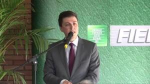 superintendente do Sesi-RS, Juliano Colombo.