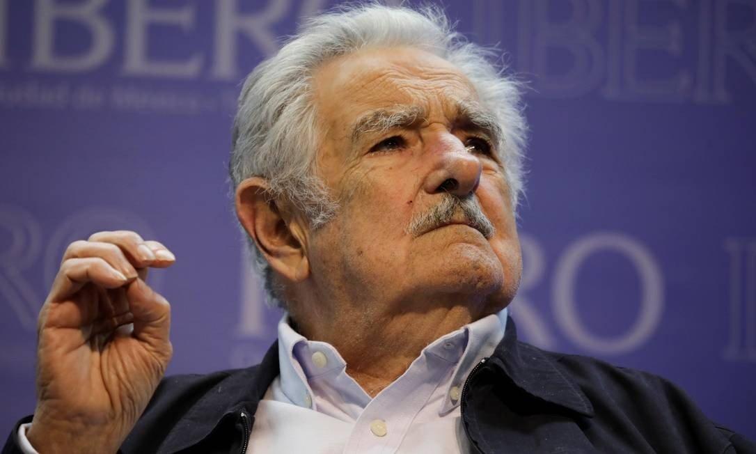 Ex-presidente uruguaio José Mujica defende a legalização da cocaína