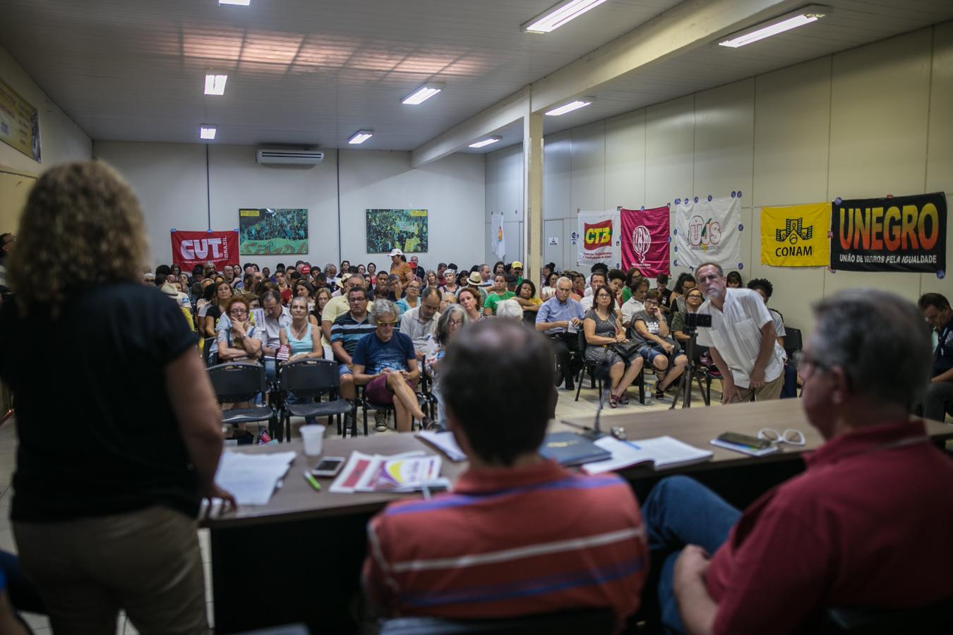 Congresso do Povo de Porto Alegre terá assembleias populares e conferências temáticas de janeiro a junho