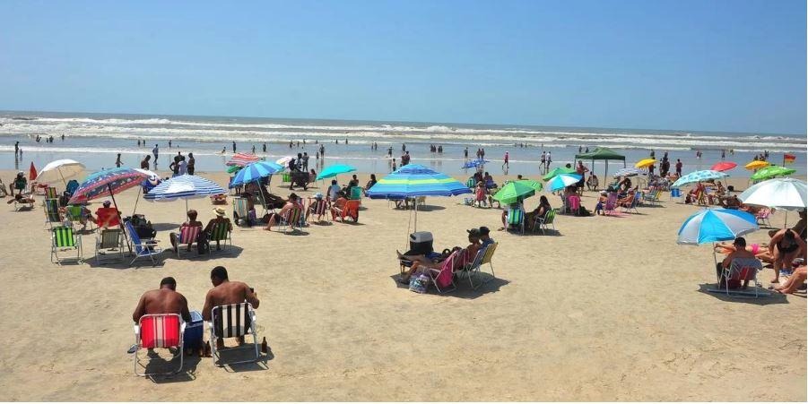 Fepam divulga novo boletim com a balneabilidade das praias e balneários do RS