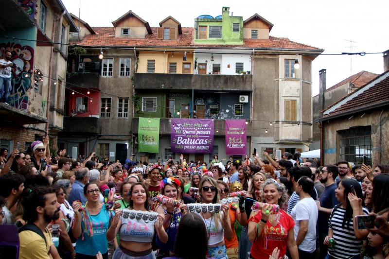 Porto Alegre: O Carnaval das Batucas chega ao Vila Flores neste domingo