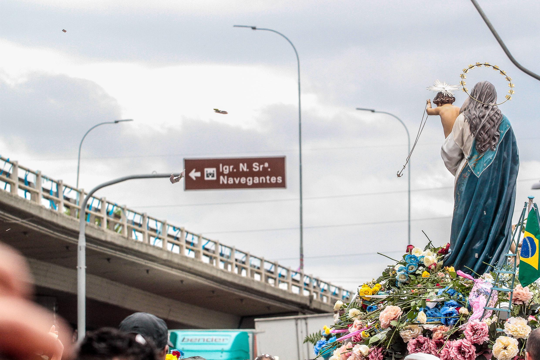Porto Alegre: EPTC informa bloqueios para Festa de Nossa Senhora dos Navegantes