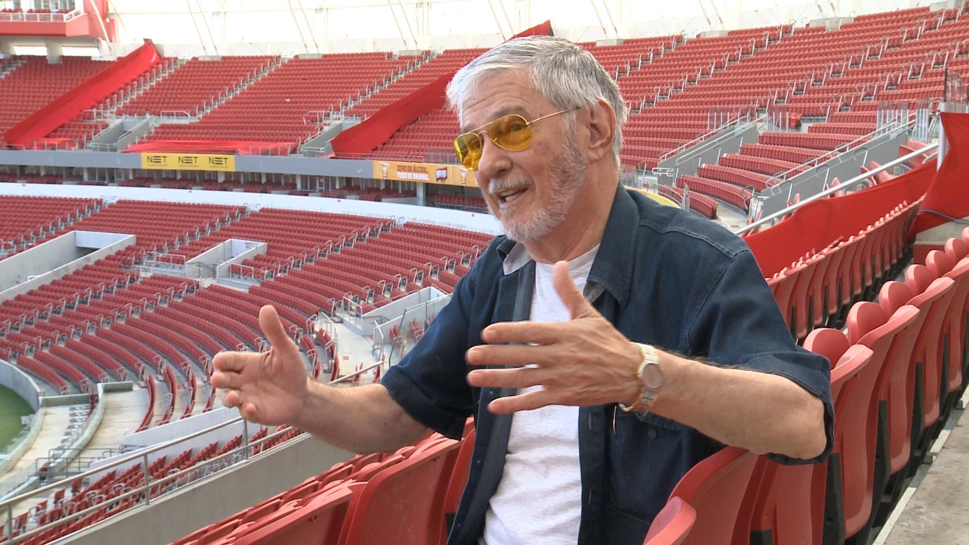 Morre Ibsen Pinheiro. Político, jornalista, procurador de justiça e grande colorado