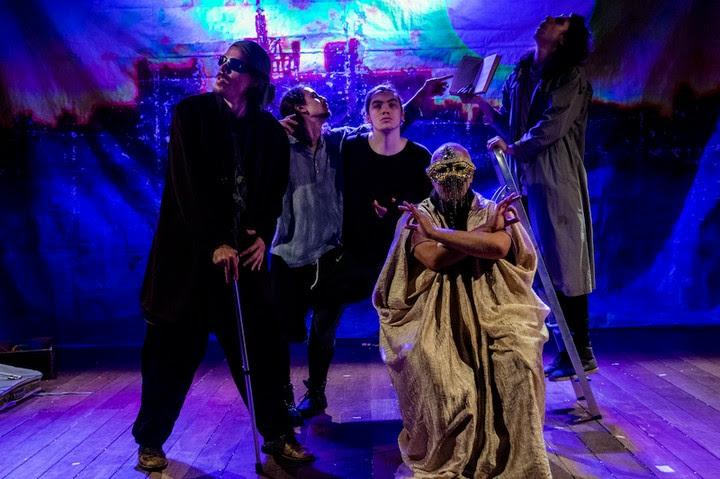 Porto Alegre: Espetáculo Homem de Lugar Nenhum volta ao Instituto Ling nos dias 15 e 16 de janeiro