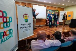 Pacto Alegre apresenta resultados de projetos nesta terça-feira