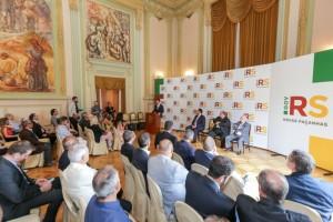 Com aporte de R$ 300 milhões para o RS, BRDE lança no Piratini o programa Promove Sul
