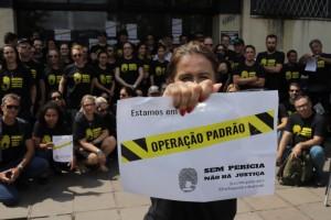 Servidores do IGP iniciam operação padrão contra pacote do governo