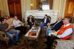 Entidades entregam solicitação de medidas ao Governador do Estado