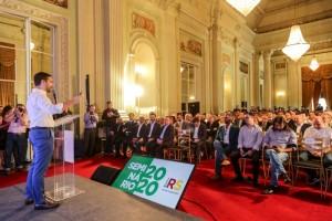 Governador Leite assina decretos para contenção de gastos