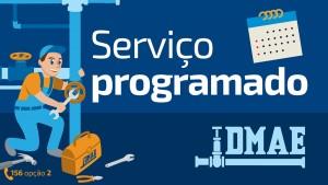 Porto Alegre: Dmae informa serviços programados de terça até quinta-feira