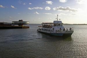 Catamarã para Barra do Ribeiro ainda não tem data para entrar em funcionamento