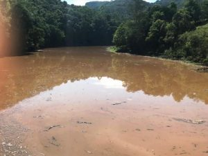 RS: CHUVA PERMITE QUE SEJA NORMALIZADA CAPTAÇÃO DE ÁGUA EM NOVA PETRÓPOLIS