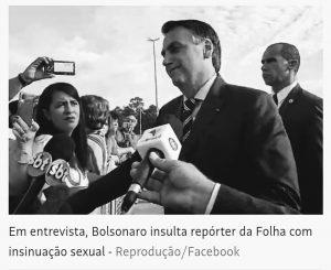 Federação Nacional dos Jornalistas divulga Nota oficial: Em defesa das mulheres jornalistas e contra o machismo