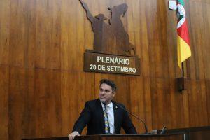 DEPUTADO ZUCCO INSTALA FRENTE PARLAMENTAR BRASIL-EUA