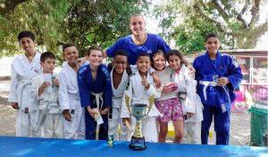 Sesc Protásio Alves está com inscrições abertas para aulas de judô para adultos e crianças a partir dos 4 anos