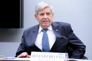 General Heleno fala em chantagem do Congresso, e Maia e Alcolumbre rebatem crítica; O Globo