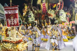 Domingo tem ensaio técnico da Imperadores do Samba com festa na Fundação Iberê