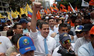 Forças de Segurança da Venezuela impedem marcha da oposição