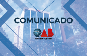 OAB/RS - COMUNICADO SOBRE O CORONAVÍRUS