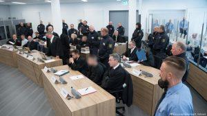 """Neonazistas são condenados por formação de """"organização terrorista"""""""