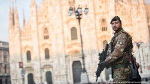 Coronavírus: Itália interrompe todas as atividades produtivas no país