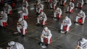 Vitória da China contra o coronavírus é posta em dúvida