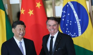 Xi Jinping não atende telefonema de Bolsonaro