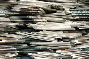 A imprensa não fala da imprensa; por Márcio Pinheiro*