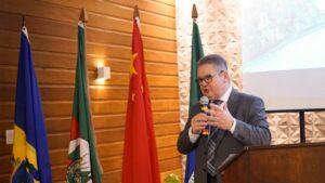 Vice-governador destaca avanços do RS em evento da Câmara Brasil-China