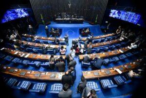 1 em cada 4 senadores é alvo de ação por improbidade administrativa; O Estado de São Paulo