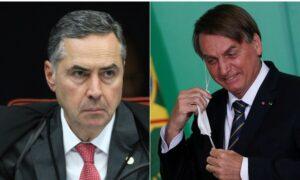 Após Barroso desafiar Bolsonaro, PF pede a superintendentes denúncia de fraude em urna; O Globo