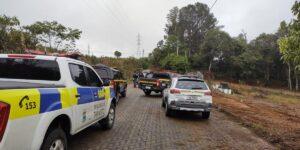 Forças de segurança dispersam aglomerações na Serra; Correio do Povo