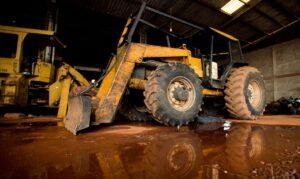 Faturamento da indústria de máquinas e equipamentos aumenta 45%