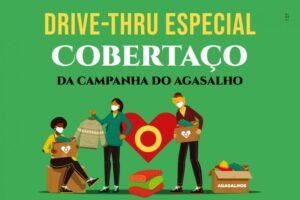 RS: Campanha do Agasalho receberá doações de cobertores na frente do Palácio Piratini na sexta (30)