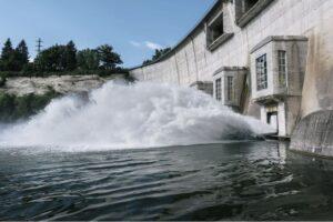 Excesso de água reduz produção hidrelétrica suíça; Swiss Info