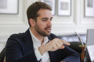 Eduardo Leite diz que vai buscar alianças com outros partidos, se vencer prévias do PSDB; Valor