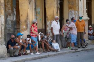 """O """"alarido"""" que sacode Cuba; El País"""